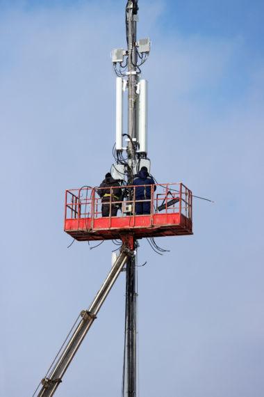 Bauleistungen Funkanlagen