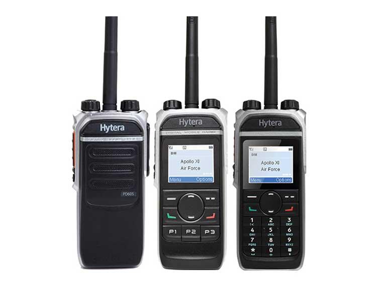 Hytera PD6-Serie