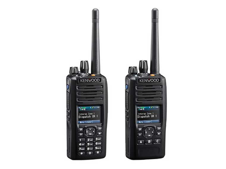 KENWOOD NX-5200/5300