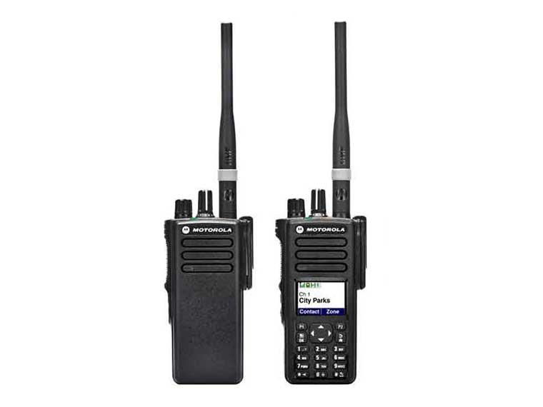 Motorola DP4000 Serie