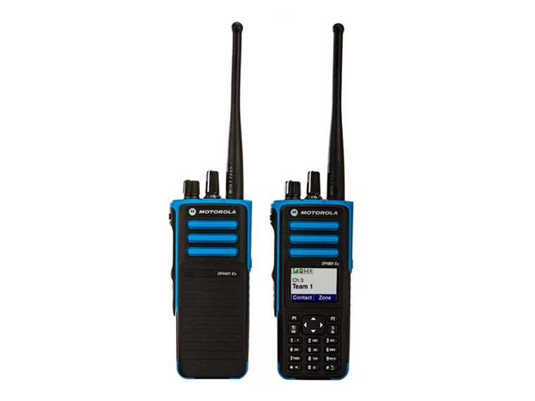 Motorola DP4000 Ex Serie